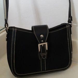 Etienne Aigner small black purse